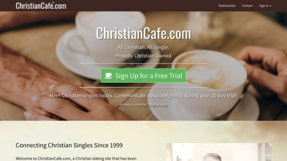Christian Cafe Online Dating Post Thumbnail